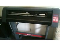 "Dell Desktop Pixmax 28"" Vinyl Cutter, Vinyls, everything software programs everything"