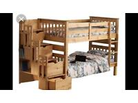 Amazing quality bunk bed with storage