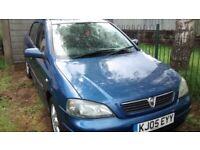 Vauxhall, ASTRA, Hatchback, 2005, Manual, 1686 (cc), 5 doors