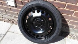 Space Saver Tyre Brand New never been on the road. Size 115/70 R16