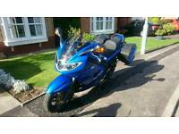 ***** PRICE REDUCED****Triumph sprint 1050 abs