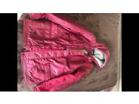 Red jasper Conran coat age 13/14 years