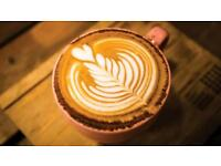 WANTED BARISTA 30/35 hours per week