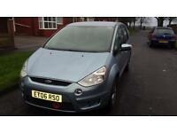 Ford S-Max 1.8 TDCi Zetec 5dr (6 speed) 2006