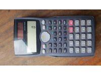 Casio Scientific Calculator fx-115MS Two-Way Power