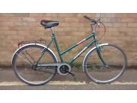 LADIES PROFESSIONAL TRADITIONAL STYLE BIKE