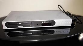 Basic Toshiba DVD player