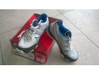 Slazenger Cricket Shoes - Size 5 UK