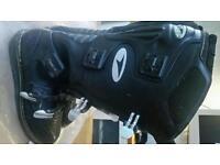 AXO size 11 motocross boots