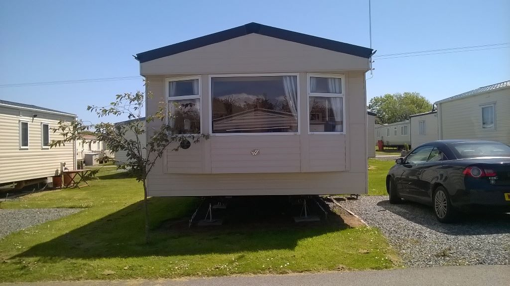 Family Friendly Caravan on Parkdean Mullion Holiday Park