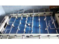 Cobalt, sportcraft footbal table in good working order