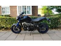 Yamaha MT09 ***SPORTS EXHAUST