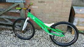 Ashton Justice Trials Bike