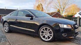 Audi A5 3.0 TDI Sport Quattro 2dr 300 BHP