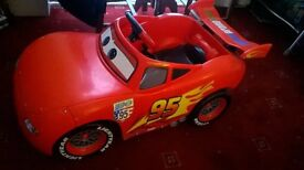 Disney Lightning McQueen electric car