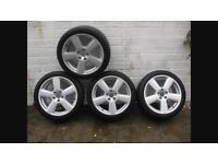 Wanted Audi rs6 alloy wheels