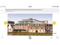Premier Inn Hotel Inverness City (River Ness)