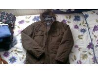 Mens Matalan coat Sz Medium