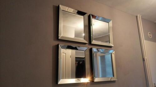Stuntprijzen spiegel met spiegellijst eric kuster for Marktplaats spiegel