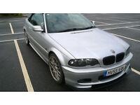 BMW 330 M SPORT CABRIOLET 2001