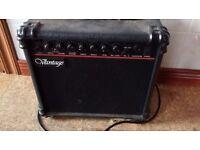 Guitar amp Vantage