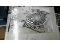Versace bedding set
