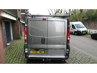 Renault traffic crew van great for family and work