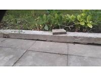 Concrete lintel 2130mm