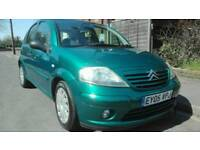 Very very low mileage Citroen C3 1.4 automatic excellent condition for age long MOT