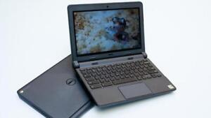 Dell / Samsung Chrome Books on SALE .. Selling at cheapest possible Price.. All working good!!! USED AS-IS