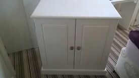 pine wood computer cabinet