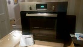CANDY CHROME BUILT IN OVEN