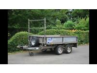 WANTED IFOR WILLIAMS LM85 TRAILER DROP SIDES 8FT X 5FT