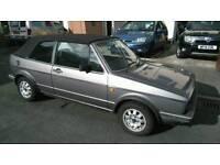 VW Golf Mk1 Karmann Cabriolet 1987 - 12 Months MOT
