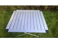 Portable Folding Picnic Table-VERY GOOD USED CLEAN CONDITION!