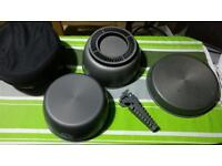Optimus Terra Heat Exchanger Camping Pots/ Pan