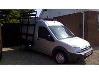 2003 Ford Transit Connect Glazers Van