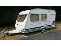 2003 4 berth Lunar Chateau 400 v.g.c. for sale