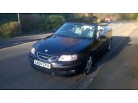 Saab 9-3 2.0T convertible vector (low mileage)