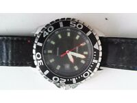 men watches chronographs divers sports £15 each