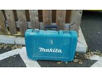 Makita hammerdrill box