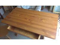 Kitchen Table & 4 Chairs (S Devon)