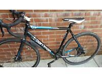 Brand new 58 cross boardman bike