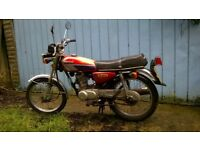 Honda CG125S for sale