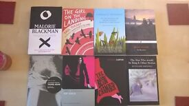 selection of English Literature novels VGC