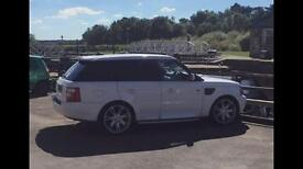 Range Rover sport 2005 4.2 supercharged