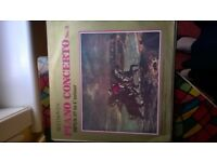 5 Beethoven Classical Vinyl LP's
