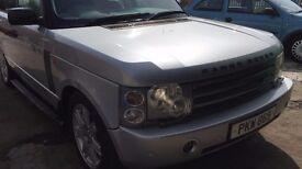 rangerover vogue hse 2003 diesel 118k