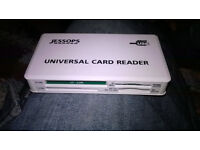 Jessops universal card reader
