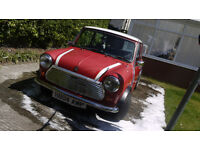 1990 Austin Mini Mayfair Automatic 1.0L